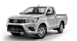 Hilux Revo Pickup 4X2 2.4J Plus Short Wheelbase