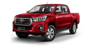 New Hilux Rocco Pickup