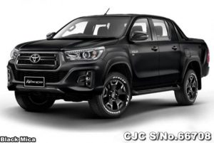 Double Cab Hilux Pickup