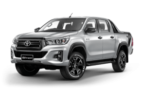 Hilux Double Cabin Pickups