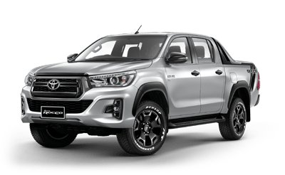 Hilux Double Cabin Pickups 4X4 2.8G AT Rocco