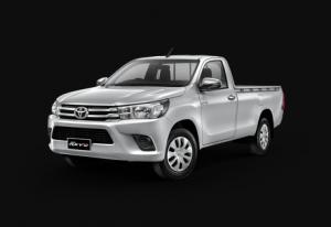 Single Cab 2WD Toyota Hilux Revo