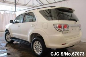 Diesel Fortuner AT