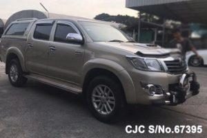 Hilux Vigo Pickup 4WD Diesel
