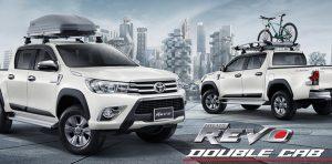 Toyota Revo Pickups for Zambia