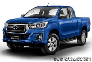 Toyota Pickup Smart Cab 2WD