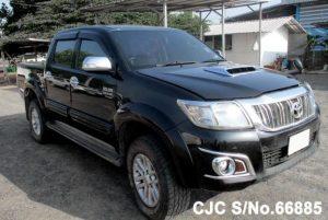 Vigo Pickup Manual 4WD