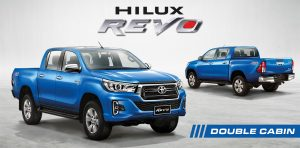 Hilux Pickups Double Cabin