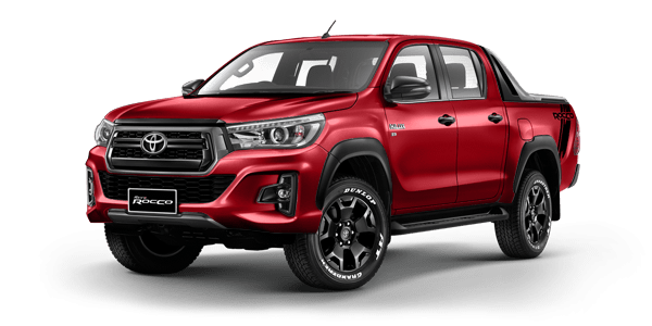 Toyota Hilux Revo 4X4 2.8G AT Rocco