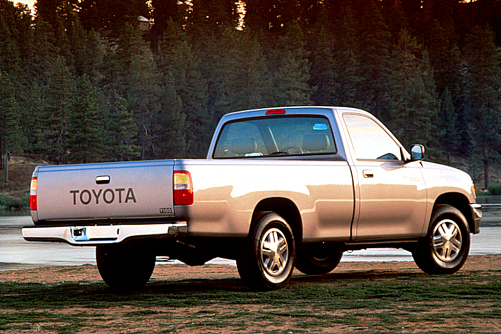All time Toyota Pickup Trucks