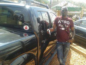 Pickup Trucks for Africa-Testimonial