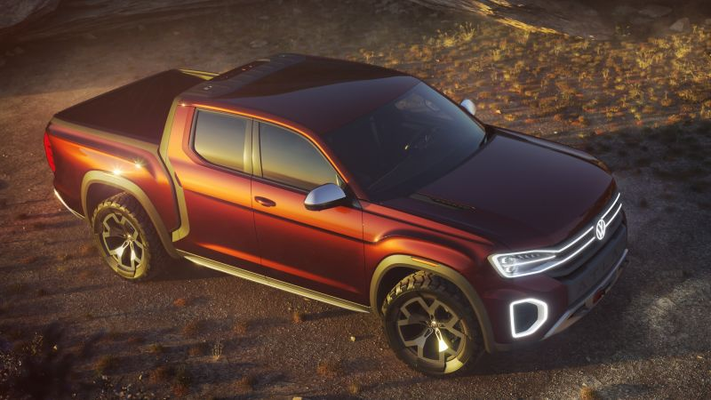 Pickup Truck by Volkswagen