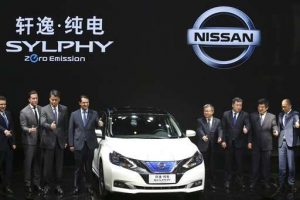latest electric and SUV models in Beijing