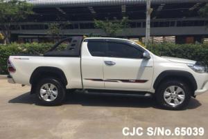 Toyota Hilux Revo Smart Cab 2.4 G Prerunner