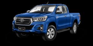 4x2 2.4J MY2017 Manual Diesel Revo Pickups