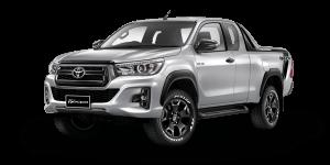 Manual 4WD pickup truck