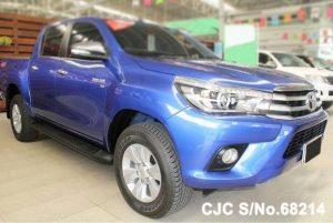 Toyota Hilux Revo AT 4x4