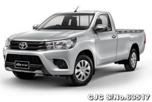 Toyota Hilux Revo Silver Single Cab