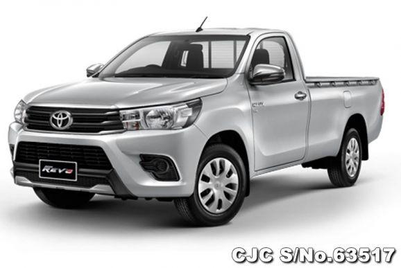 Toyota Hilux Revo White