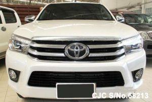 Hilux Revo 4WD pickups