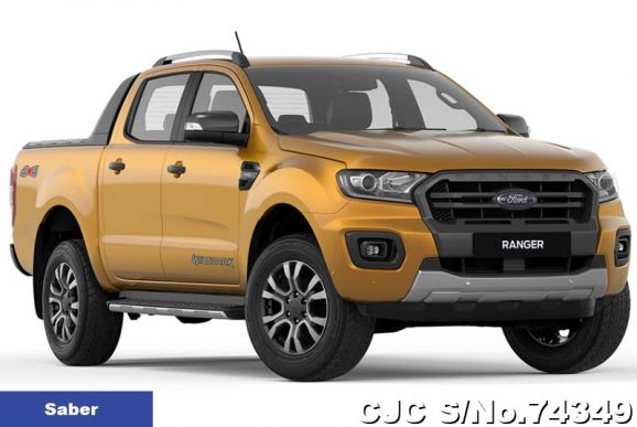 Ford Ranger Automatic 2019