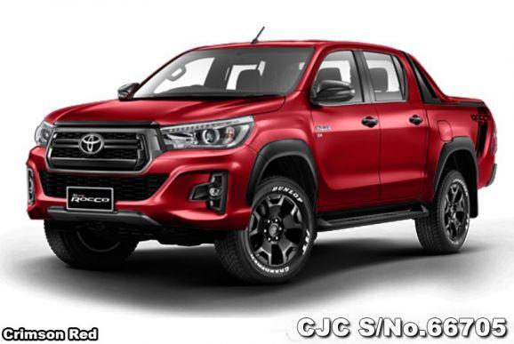 Toyota Hilux Revo Rocco 2.8 2019