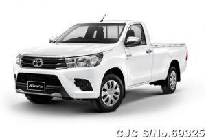 Toyota Hilux Single Cab Manual 2019