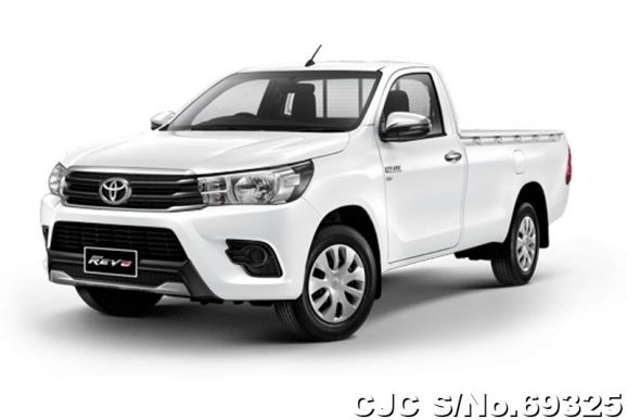 Toyota Hilux Manual 2019