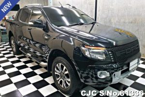 Ford Ranger Black Automatic 2014 3.2L Diesel