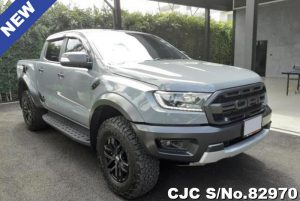 Ford Ranger Gray Automatic 2018 2.0L Diesel