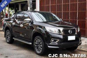 Nissan Navara Black Automatic 2016 2.5L Diesel