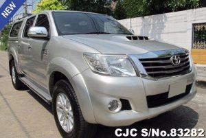 Toyota Hilux Vigo Champ,3.0L G Package 4WD