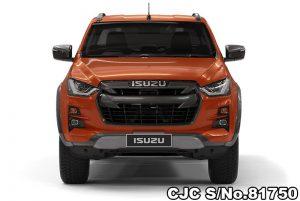 All-New Isuzu D-Max V-Cross, 4X4 3.0L Pickup Truck