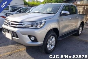 Toyota Hilux Revo 2015, 2.8 Double Cab, AT 4WD