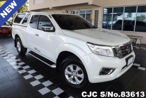 Nissan Navara White Automatic 2016 2.5L Diesel