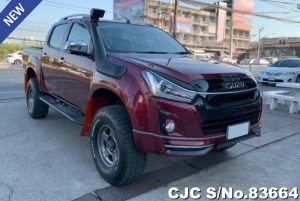 Isuzu D-Max Red Manual 2012 3.0L Diesel