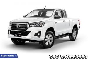 Brand New Toyota Hilux Revo 4X4 Manual 2.4E PLUS