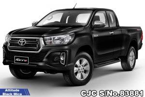 Brand New Toyota Hilux Revo Prerunner 4X2 Manual 2.4E