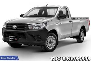 Toyota Hilux Revo Silver Metallic Manual 2020 2.8L Diesel