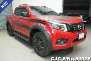 Used Nissan Navara Red Manual 2018 2.5L Diesel for Sale