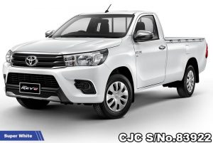 Brand New Toyota Hilux Revo Super White MT 2020 2.8L Diesel for Sale