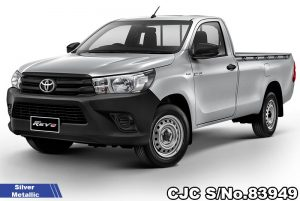 Toyota Hilux Revo 2020 2.4, J Package, 2WD, Single Cab AT