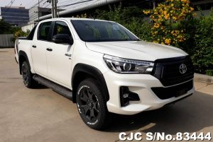 Toyota Hilux Revo Rocco, 2.8 Double Cab, AT 4WD