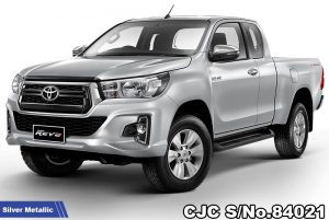Brand New Toyota Hilux Revo Silver Metallic Automatic 2020 2.4L Diesel for Sale