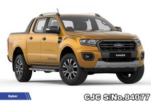 Brand New Ford Ranger Yellow Automatic 2020 2.0L Diesel for Sale