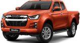 Isuzu D-Max Valencia Topas Metallic 1.9L Diesel