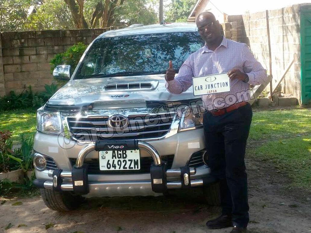 Testimonial of Toyota Hilux Vigo Champ