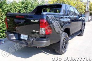 Toyota Black 2019 automatic