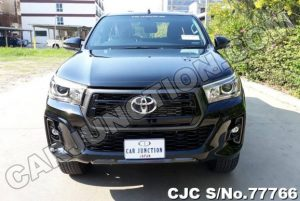 Toyota hilux automatic 2019