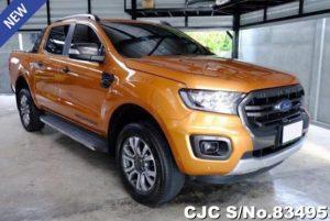 Ford ranger orange trucks for sale